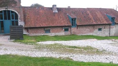 Infractions urbanistiques constatées sur le site de Hof ter Musschen