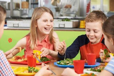 Ce que souhaite ECOLO : offrir une alimentation de qualité aux enfants dans le réseau scolaire communal